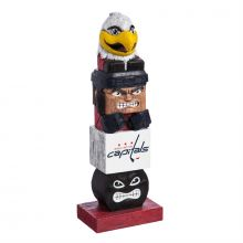 Washington Capitals  Tiki Totem