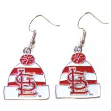 St. Louis Cardinals Beanie Earrings
