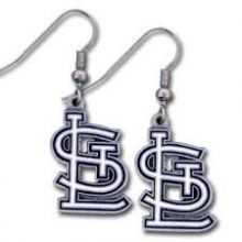 St. Louis Cardinals Dangle Earrings