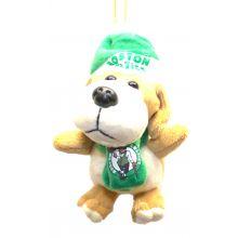 Boston Celtics 4 inch Plush Dog Ornament