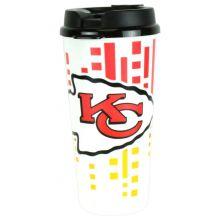 Kansas City Chiefs 32-ounce Single Wall Hype Tumbler