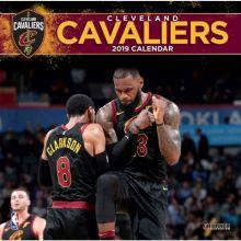 Cleveland Cavaliers 12 x 12 Wall Calendar 2019