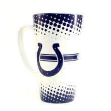 Indianapolis Colts 16-ounce Sculpted Latte Mug