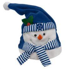 Dallas Cowboys Animated Snowman Hat
