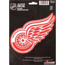 """Detroit Red Wings 6"""" Die-Cut Window Decal"""