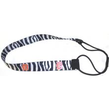 Detroit Tigers Zebra Striped Headband