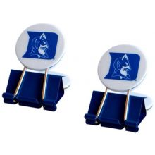 Duke Blue Devils  2 Pack Multi Purpose Utility Clips