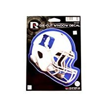 "Duke Blue Devils 6"" Helmet Die-Cut Window Decal"