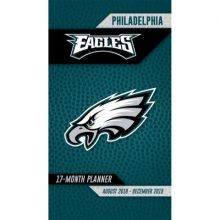 Philadelphia Eagles 17 Month Pocket Planner (2018-2018)
