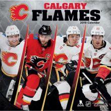 Calgary Flames 12 x 12 Wall Calendar