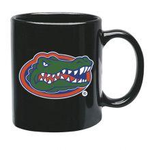 Florida Gators 15 oz Black Ceramic Coffee Cup