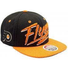 NHL Philadelphia Flyers Snapback Flatbill Hat Cap