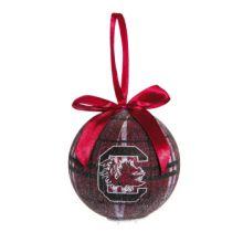 South Carolina Gamecocks 100mm LED Ball Ornament