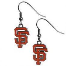 San Francisco Giants Logo Dangle Earrings