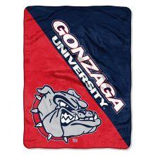 Gonzaga Bulldogs Super Plush Fleece Throw
