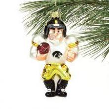 Iowa Hawkeyes Acrylic Running Back Ornament