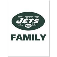 New York Jets Team Pride Decal