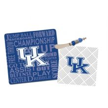 Kentucky Wildcats Tailgating Napkin, Spreader and Surface Saver Party Set