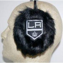 Los Angeles Kings Embroidered Faux Fur Team Logo Earmuffs Cheermuffs