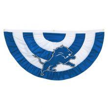 NFL Detroit Lions Bunting Banner