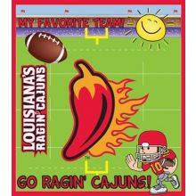 Louisiana Ragin Cajun 24 Piece Youth Puzzle