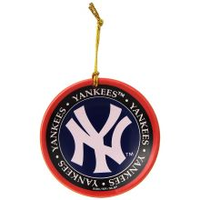 New York Yankees Mini Plate Ornament