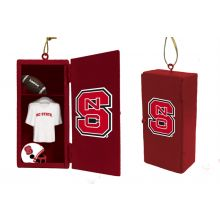 North Carolina State Wolfpack NCAA Team Locker Ornament