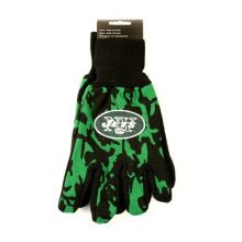 New York Jets Team Color Camo Utility Gloves