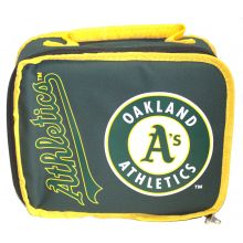 MLB Oakland A's  Sacked Insulated Lunch Cooler Bag