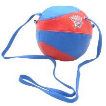 NBA OKC Thunder Basketball Crossbody Purse