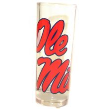 Ole Miss Rebels 2 oz Cordial Shot Glass