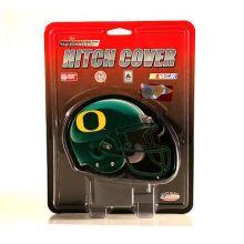 "NCAA Licensed Oregon Ducks 4"" Helmet Design Hitch Cover"