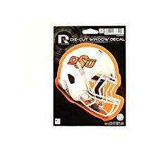 """Oklahoma State Cowboys 6"""" Helmet Die-Cut Window Decal"""
