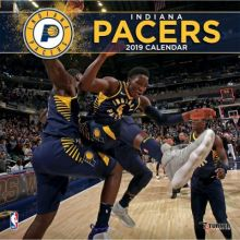 Indiana Pacers 12 x 12 Wall Calendar