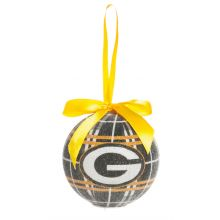 Green Bay Packers 100 MM LED Ball Ornament