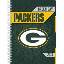 Green Bay Packers 2019 Tabbed Planner Personal Organizer