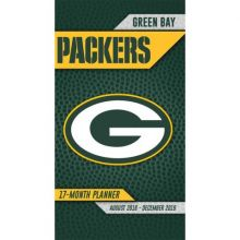 Green Bay Packers 17 Month Pocket Planner (2018-2018)