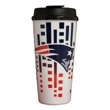 New England Patriots 32-ounce Single Wall Hype Tumbler