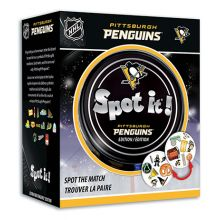 Pittsburgh Penguins Spot It the Matching Game