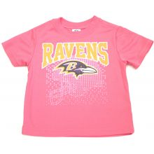 Baltimore Ravens Girls Infant All-Star Performance Tee 12 Months