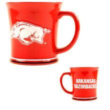 Arkansas Razorbacks 15 Oz Relief Mug