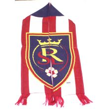 MLS Officially Licensed The Real Salt Lake Double Sided Fringe Scarf