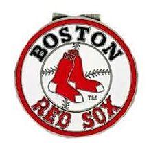 Boston Red Sox Large Logo Money Clip