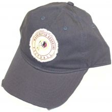 Washington Redskins Blue Tattered Headwear