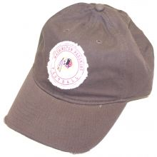 Washington Redskins Brown Tattered Headwear