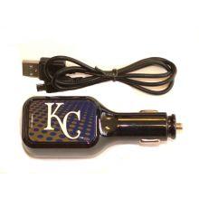 Kansas City Royals 2 in 1 Wall and Car Charger