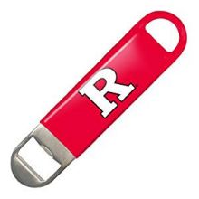 Rutgers Scarlet Knights Vinyl Covered Bottle Opener