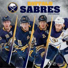 Buffalo Sabres 12 x 12 Wall Calendar (2019)
