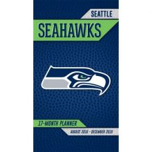 Seattle Seahawks 17 Month Pocket Planner (2018-2018)