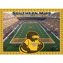 Southern Miss Golden Eagles 500 Piece Puzzle